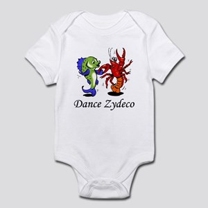 Dance Zydeco Infant Bodysuit