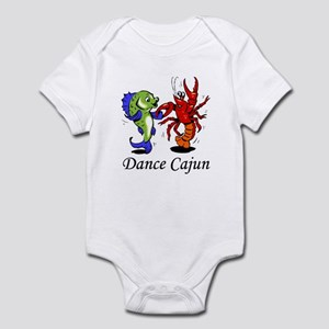 Dance Cajun Infant Bodysuit