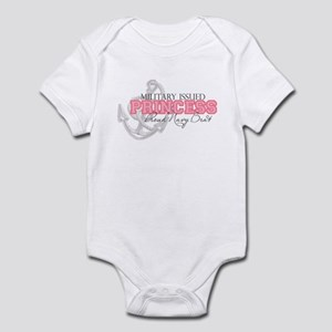 Military Issued Princess Infant Bodysuit