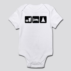Eat Sleep AutoX Infant Bodysuit