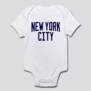NYC Lennon Infant Bodysuit
