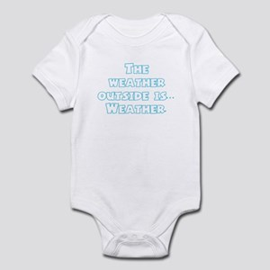 The Weather Infant Bodysuit
