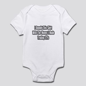"""Trading ETFs"" Infant Bodysuit"