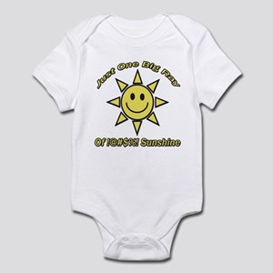 Ray Of Sunshine Infant Bodysuit