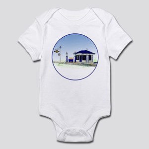 The Avenue Art Sun Oil Statio Infant Bodysuit