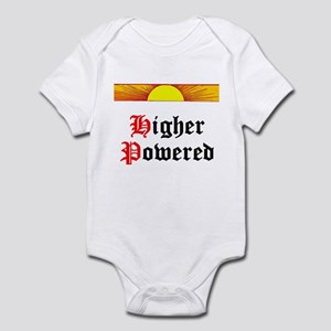 Higher Powereed (Sunrise) Infant Bodysuit