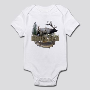 Hunt and Fish Infant Bodysuit