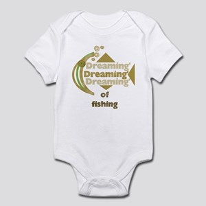Dreaming of Fishing Infant Creeper