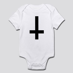 Inverted Cross Infant Bodysuit