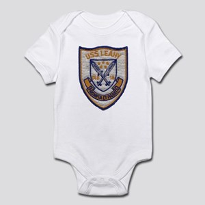 USS LEAHY Infant Bodysuit