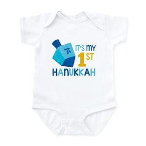 af5902d4a Hanukkah Baby Clothes & Accessories - CafePress