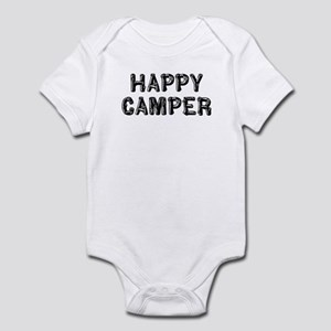Happy Camper Baby Light Bodysuit