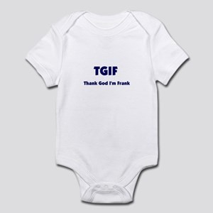 TGIF2 Infant Bodysuit