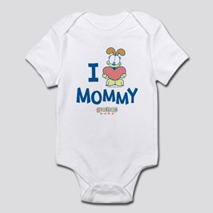 Baby ODIE, Heart Mommy, Infant Bodysuit