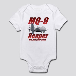 MQ-9 Reaper Infant Bodysuit