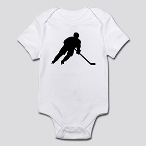 Hockey player Infant Bodysuit