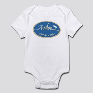 Avalon ... Cooler by a mile Infant Bodysuit