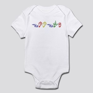 Google Infant Bodysuit