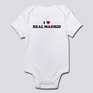 buy online f53c7 6e940 Real Madrid Baby Clothes & Accessories - CafePress