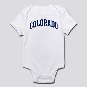 Blue Classic Colorado Infant Bodysuit