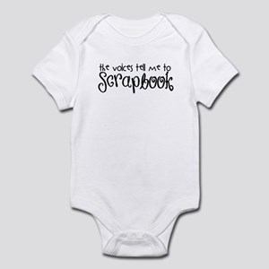 The Voices Infant Bodysuit