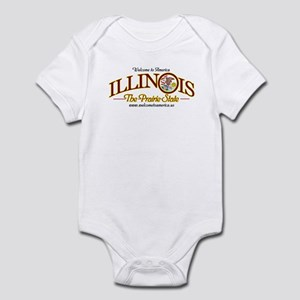 Illinois Infant Creeper