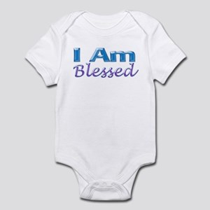 I Am Blessed Infant Bodysuit