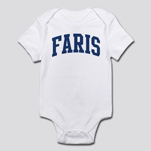 Faris Name Baby Clothes & Accessories - CafePress