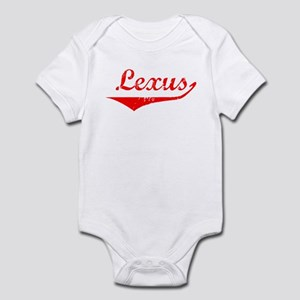 Lexus Vintage (Red) Infant Bodysuit