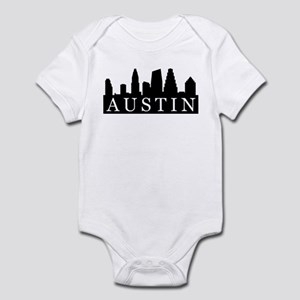 Austin Skyline Infant Bodysuit