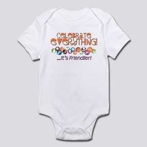 Celebrate Everything Infant Bodysuit