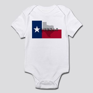 Texas Flag Extra Infant Bodysuit