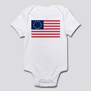 8f443ec64 Betsy Ross flag Oval Car Magnet. $6.99 · Infant Bodysuit