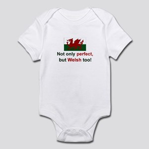Perfect Welsh Infant Bodysuit