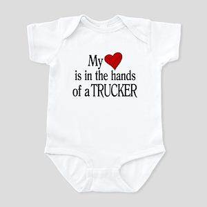 f9e1d294 Woman Truck Driver Baby Clothes & Accessories - CafePress