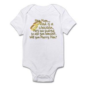 f3882fea5 Marry Me Baby Clothes & Accessories - CafePress