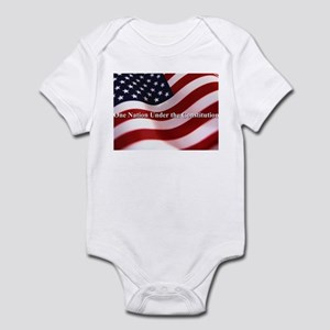 One Nation Infant Bodysuit