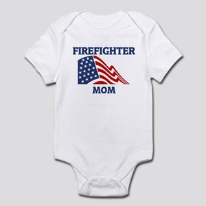 e13ce5ee7 Firefighter Mom Baby Clothes & Accessories - CafePress