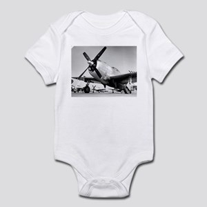 P-47 Ready To Go Infant Creeper