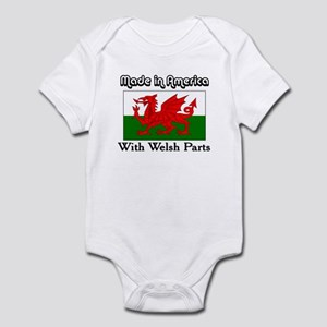 Welsh Parts Infant Bodysuit