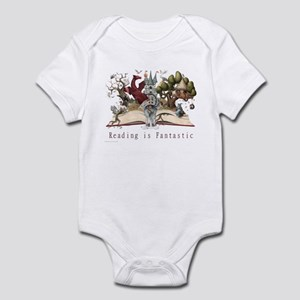Reading is Fantastic II Infant Bodysuit