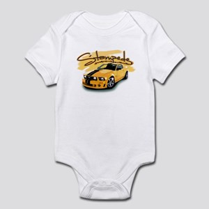 6539cc49c Ford Saleen Mustang Baby Clothes & Accessories - CafePress
