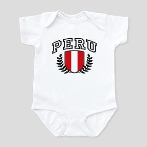 e75ba32e91c Peru Baby Clothes   Accessories - CafePress