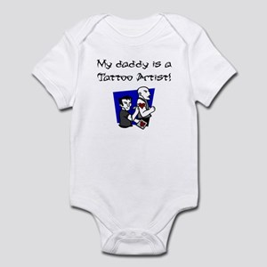 ddfd7ad4 My Dads Tattoos Baby Clothes & Accessories - CafePress