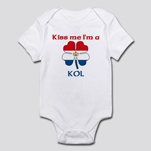 Kol Family Infant Bodysuit