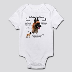 Malinois 1 Infant Creeper