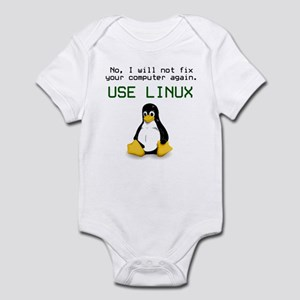 Use Linux Infant Creeper