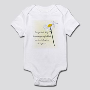 Little Things Daisy Infant Bodysuit