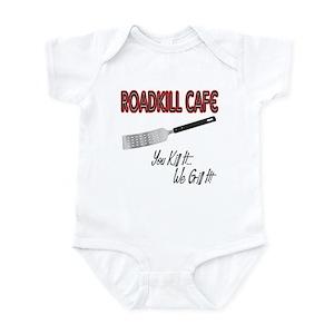 Roadkill Cafe Infant Bodysuit