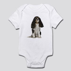 Cavalier King Charles Picture - Infant Bodysuit